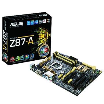 ASUS 華碩 Z87-A/Z87 主機板