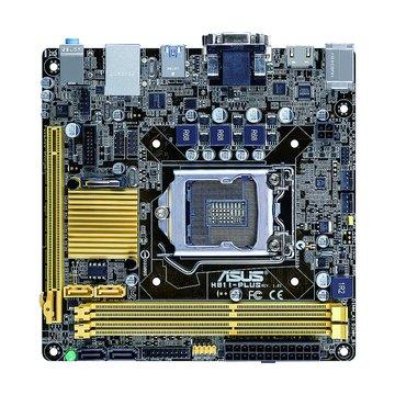 ASUS 華碩 H81I-PLUS/1150/H81 主機板