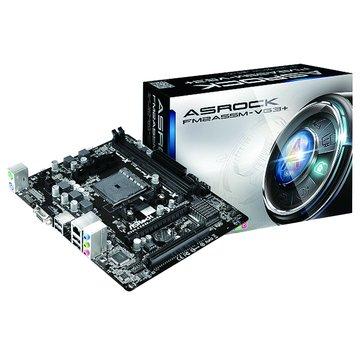 ASROCK 華擎 A55M-VG3+/FM2+ 主機板