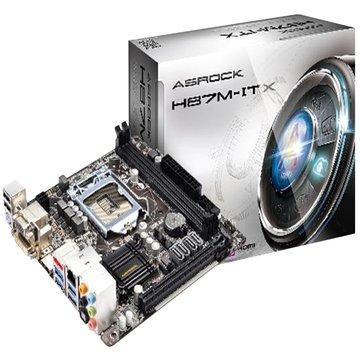 ASROCK 華擎 H87M-ITX/H87 主機板