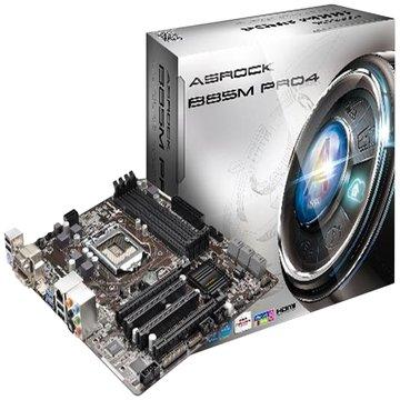 ASROCK 華擎 B85M Pro4/B85 主機板