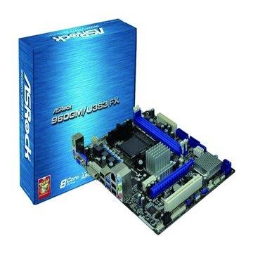ASROCK 華擎 960GM/U3S3 FX/AM3+ 主機板