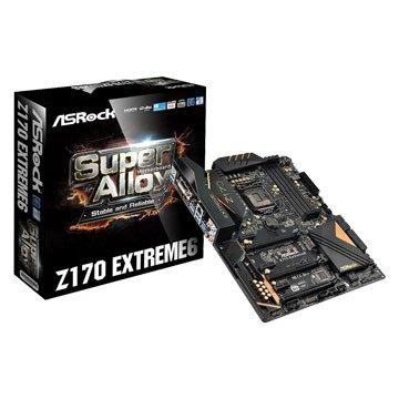 ASROCK 華擎 Z170 Extreme6 / 1151/ ATX 主機板
