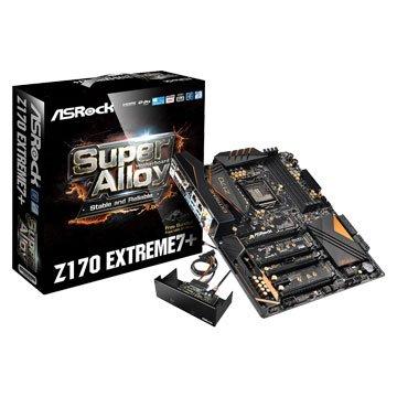ASROCK 華擎 Z170 Extreme7+ / 1151/ ATX 主機板