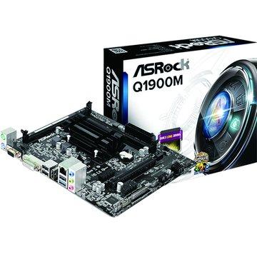 ASROCK 華擎Q1900M /J1900+M-ATX/J1900 主機板