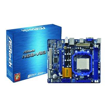 ASROCK 華擎 N68-VS3 FX UCC/nForce 630a主機板