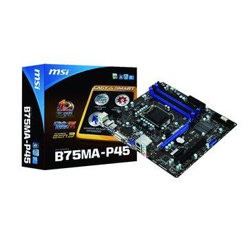 MSI 微星 B75MA-P45/B75 主機板
