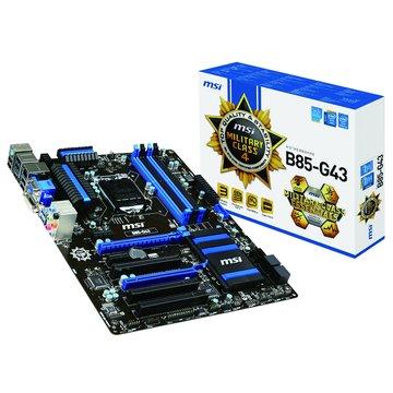 MSI 微星 B85-G43/B85 主機板
