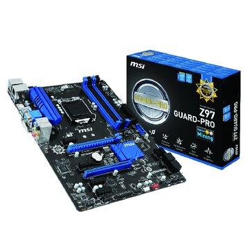 MSI 微星 Z97 GUARD-PRO(省電板)/1150 主機板