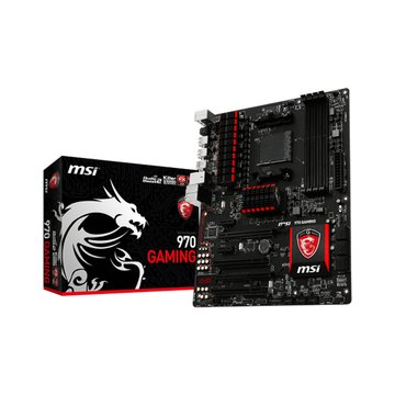 MSI 微星970 GAMING/AMD970/AM3+ 主機板