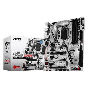MSI 微星 Z170A XPOWER GAMING/1151主機板