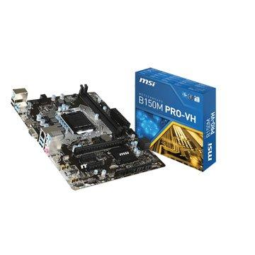 MSI 微星 B150M PRO-VH /Intel/1151主機板