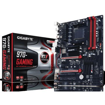 GIGABYTE 技嘉 970-GAMING/AM3+/DDR3 主機板