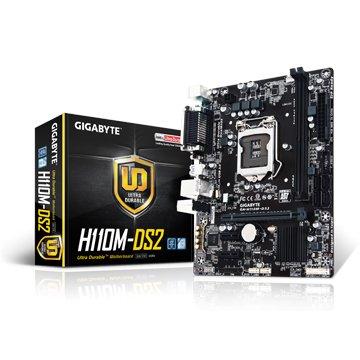 GIGABYTE 技嘉H110M-DS2 DDR4 /1151 主機板