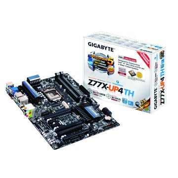 GIGABYTE 技嘉 Z77X-UP4 TH/Z77 主機板