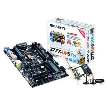 GIGABYTE 技嘉 Z77X-UP5 TH/Z77 主機板