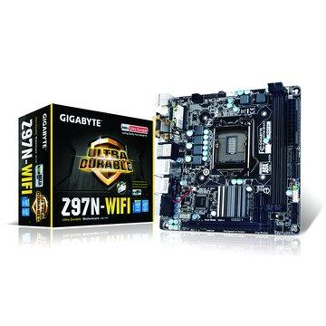GIGABYTE 技嘉 Z97N-WIFI-1/1150/Z97 主機板