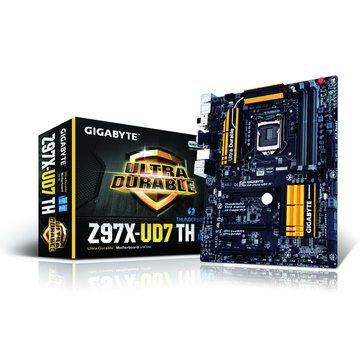 GIGABYTE 技嘉 Z97X-UD7 TH/1150/Z97 主機板
