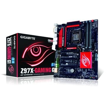 GIGABYTE 技嘉 Z97X-GAMING G1-1/1150/Z97 主機板