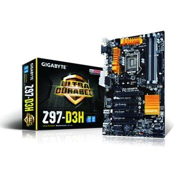 GIGABYTE 技嘉 Z97-D3H-1/1150/Z97主機板