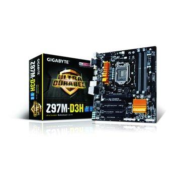GIGABYTE 技嘉 Z97M-D3H-1/1150/Z97主機板