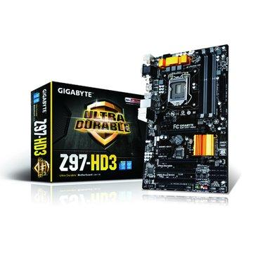 GIGABYTE 技嘉 Z97-HD3/1150/Z97主機板