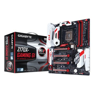 GIGABYTE 技嘉Z170X-Gaming G1/1151 主機板