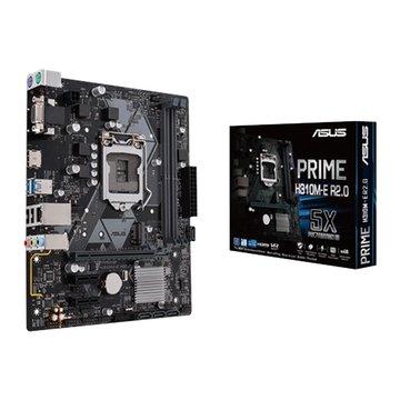 ASUS 華碩 PRIME H310M-E R2.0 主機板(註四)