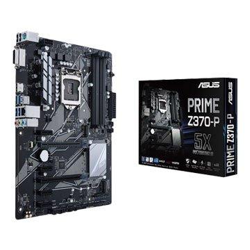 ASUS 華碩 華碩 PRIME Z370-P 主機板1151