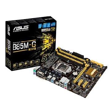 ASUS 華碩 華碩 B85M-G R2.0/1150 主機板