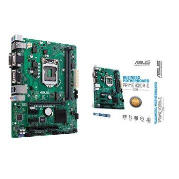 ASUS 華碩 華碩 PRIME H310M-C/CSM 主機板 (註四)