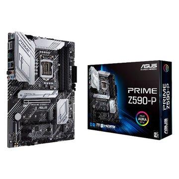 ASUS 華碩PRIME Z590-P/CSM(註四)主機板