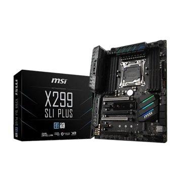 MSI X299 SLI PLUS/LGA2066新腳座