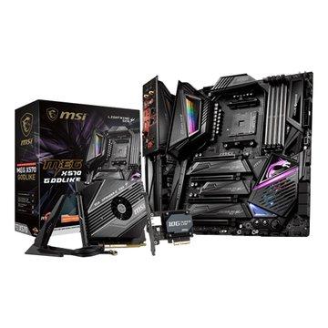 MSI 微星 MEG X570 GODLIKE/E-ATX/AMD AM4