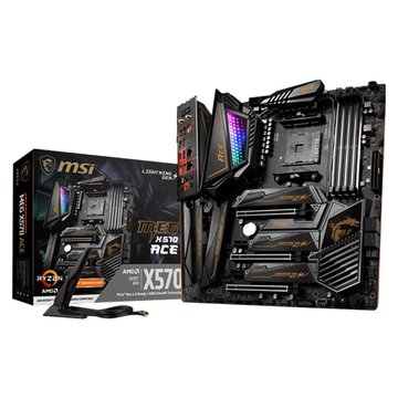 MSI 微星 MEG X570 ACE/ATX/AMD AM4