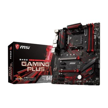 MSI 微星 微星 B450 GAMING PLUS MAX/ATX(登5年)