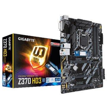 GIGABYTE 技嘉 技嘉 Z370 HD3-OP/1151(內建Optane32G)