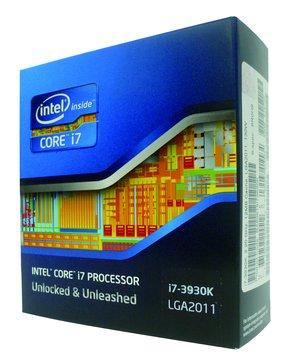 INTEL 英代爾 Core I7-3930K/3.2GHz/六核心/2011無風扇