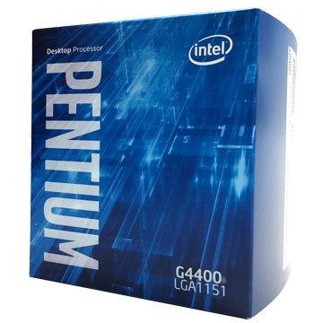 INTEL 英代爾Pentium G4400/3.3G/雙核心/1151