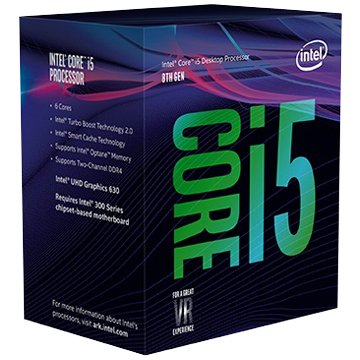 INTEL Core i5-8400/2.8GHz /六核/LGA1151公司貨