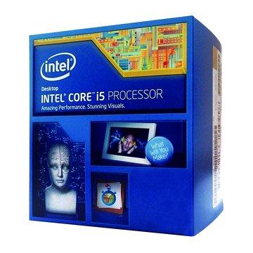 INTEL 英代爾Core I5-4460/3.2GHz/四核心/1150