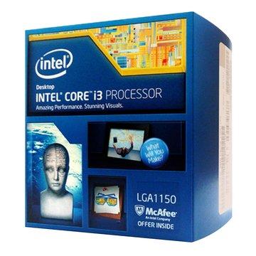 INTEL 英代爾 Core I3-4360/3.70GHz/雙核/1150