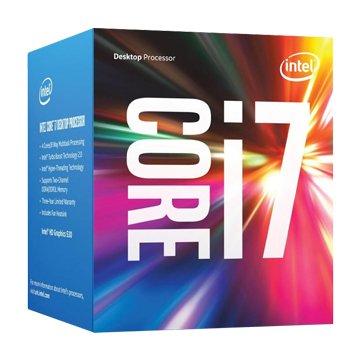 INTEL 英代爾Core I7-6700/3.4G/四核心/1151