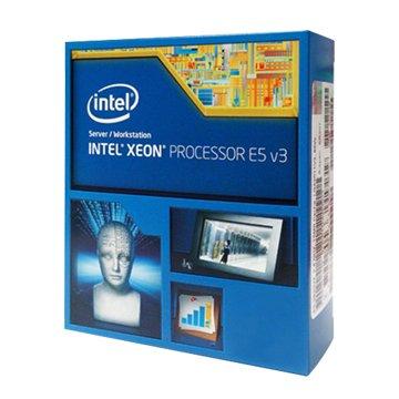 INTEL 英代爾 Xeon E5-2630V3/2.4GHz/8核心/2011