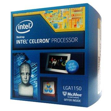 INTEL 英代爾 Celeron G1850/2.9GHz/雙核心/1150