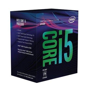 INTEL 英代爾 Core I5-8500/3.0GHz /六核/LGA1151