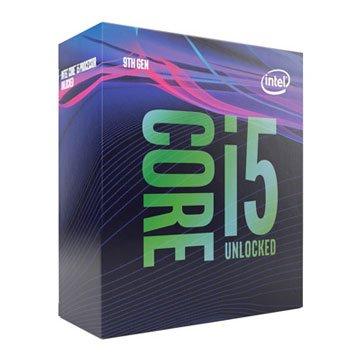 INTEL  Core I5-9600K/3.7GHz /六核/LGA1151公司貨