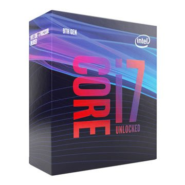INTEL  Core I7-9700K/3.6GHz /八核/LGA1151公司貨