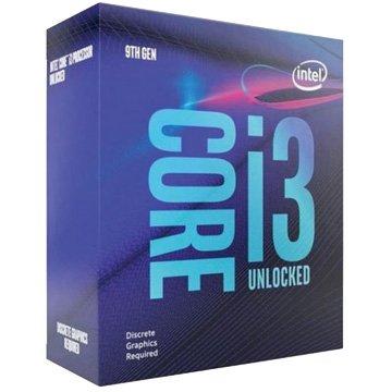 INTEL 英代爾 Core I3-9100F/3.6GHz/四核/公司貨(無內顯)