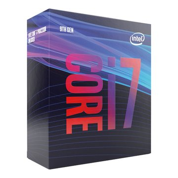 INTEL 英代爾 Core I7-9700/3.0GHz 八核LGA1151